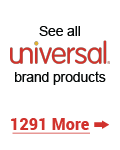 See all Universal Brand items at www.OfficeZilla.com