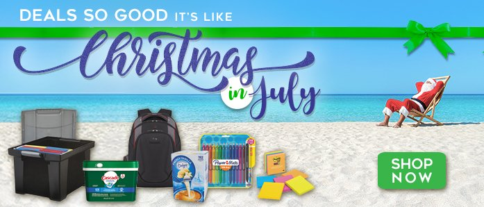 OfficeZilla has deals so good, it's like Christmas in July!